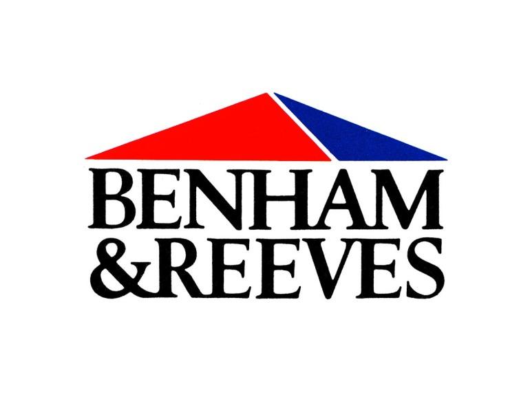 Benham and Reeves Logo Design