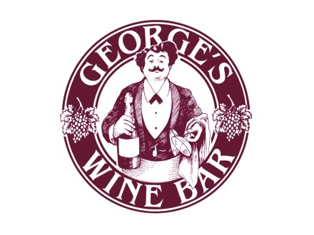 Georges Wine Bar Logo Design