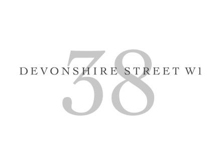 38 Devonshire Street Logo Design