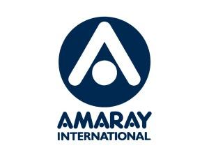 Amaray International Logo Design