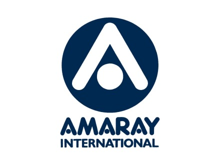 Amaray International Logo Design
