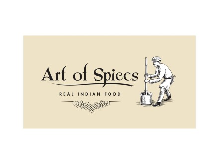 Art of Spices Logo Design