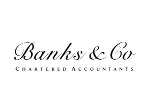 Banks and Co Logo Design