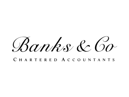 Banks and Co Logo Design