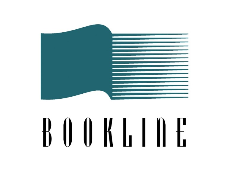 Bookline Logo Design