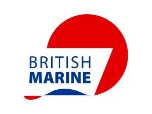 British Marine Logo Design
