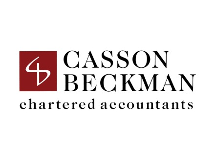 Casson Beckman Accountants Logo Design