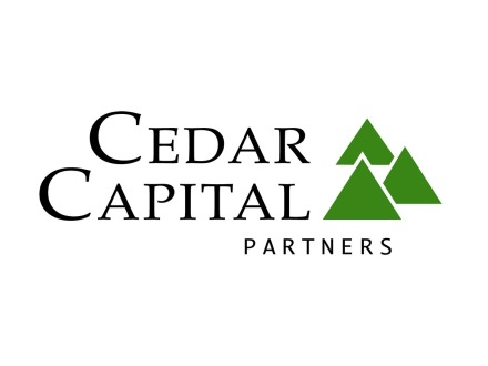 Cedar Capital Partners Logo Design