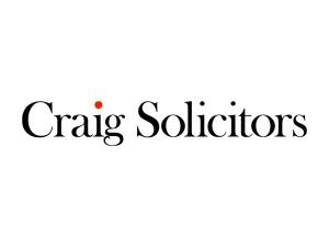 Craig Solicitors Logo Design