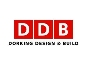 DDB Properties Logo Design