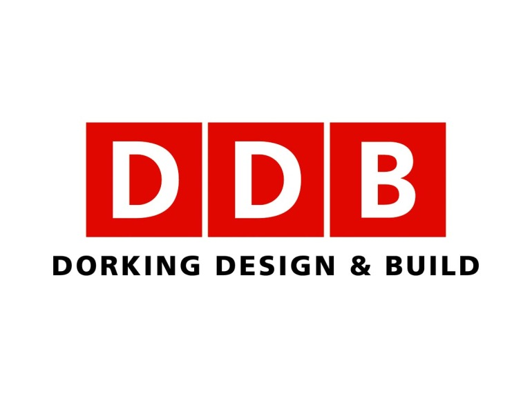 DDB Properties Logo Design