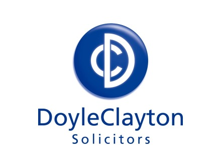 Doyle Clayton Solicitors Logo Design