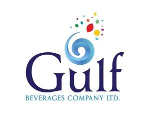 Gulf Beverages Logo Design