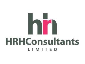 HRH Consultants Logo Design