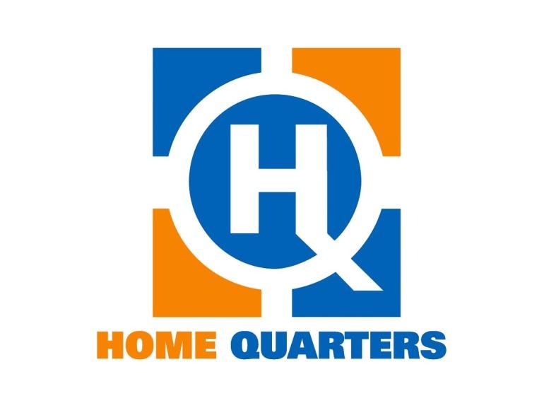 Home Quarters Logo Design