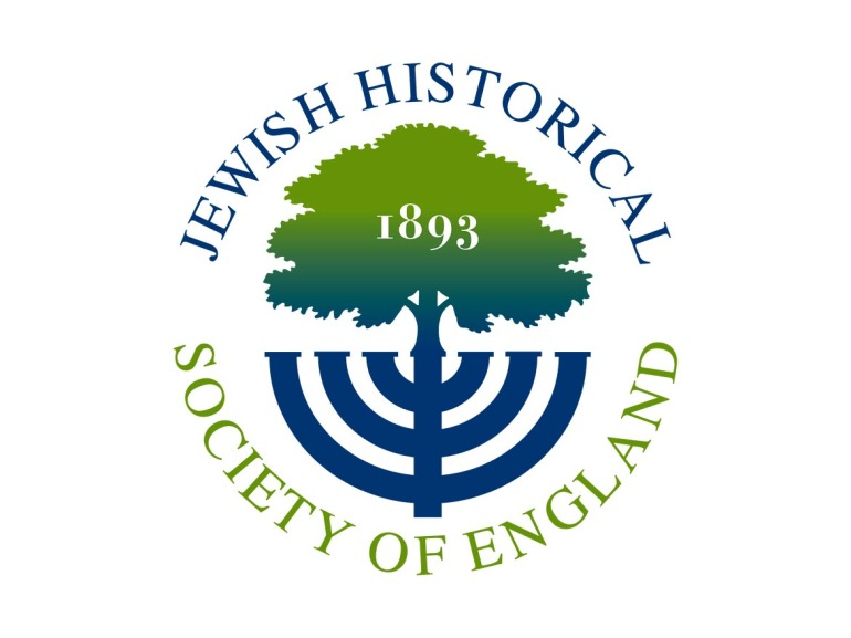 Jewish Historical Society of England Logo Design