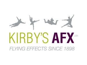 Kirbys AFX Logo Design