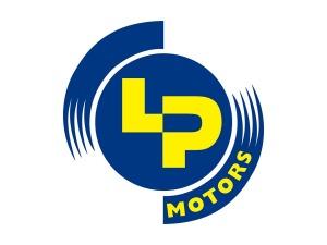 LP Motors Logo Design