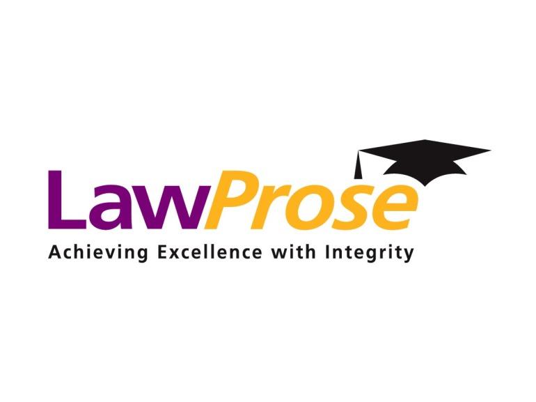 LawProse Logo Design