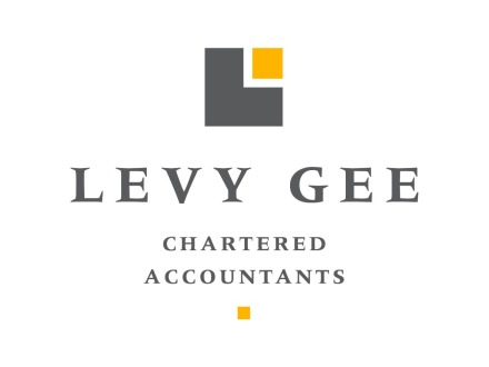 Levy Gee Accountants Logo Design