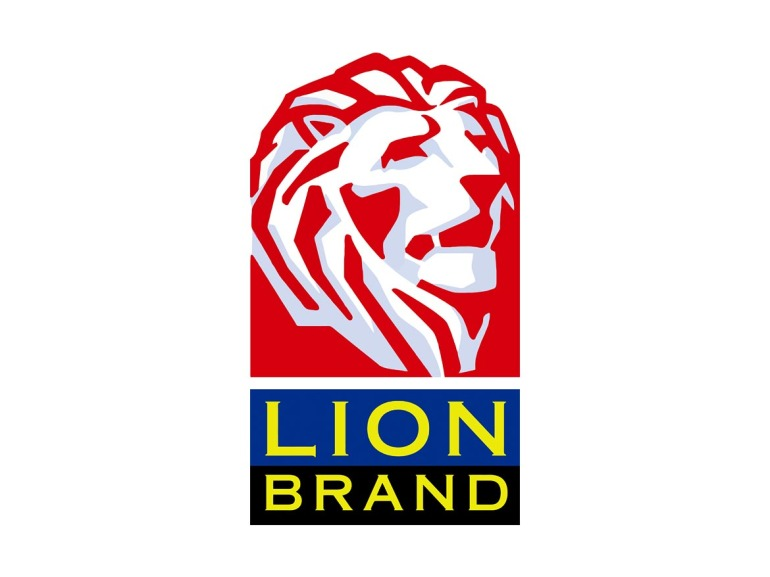 Lion Brand Logo Design