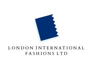 London International Fashions Logo Design