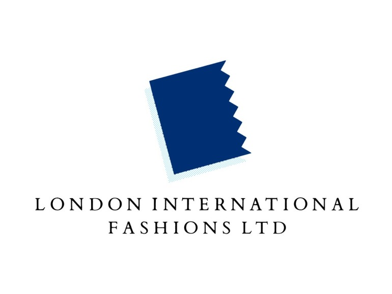 London International Fashions Logo Design
