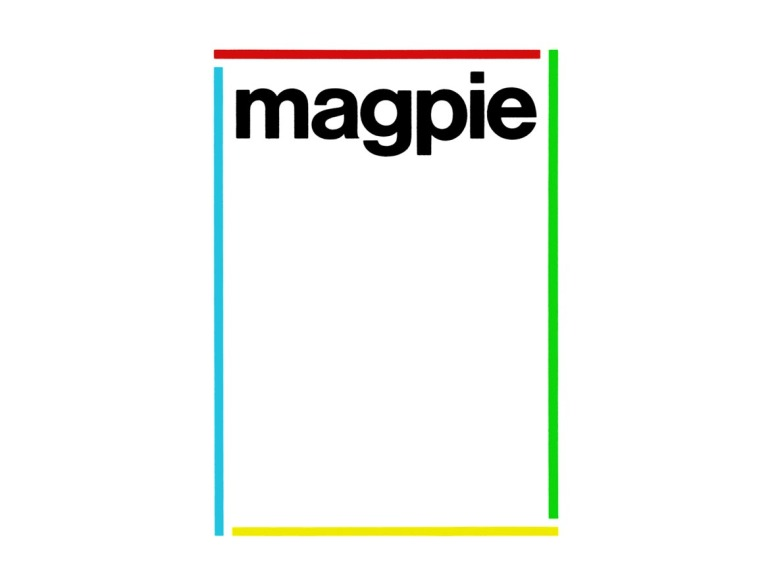 Magpie Furniture Logo Design