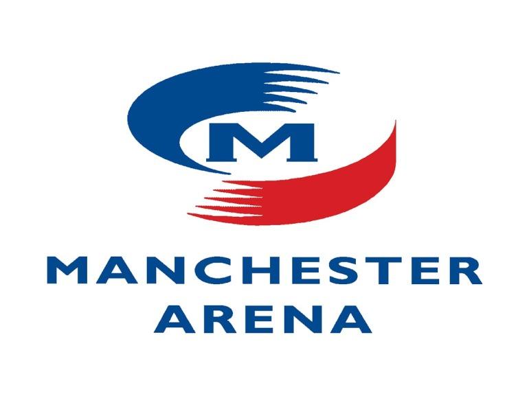 Manchester Arena Logo Design