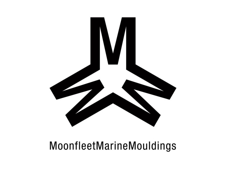 Moonfleet Marine Mouldings Logo Design