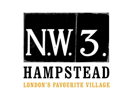 NW3 Hampstead Logo Design