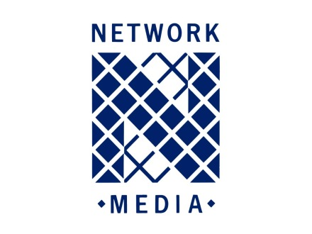 Network Media Logo Design
