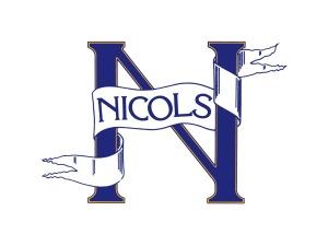 Nicols Cafe Logo Design