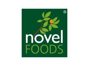 Novel Foods Logo Design