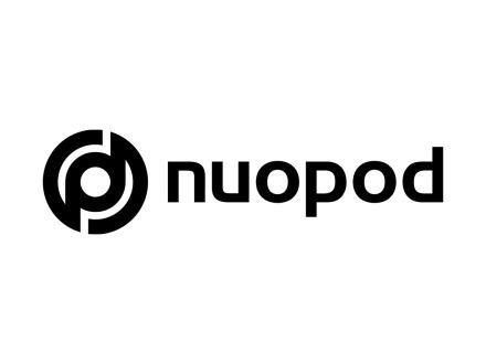 Nuopod Logo Design