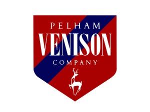 Pelham Venison Logo Design