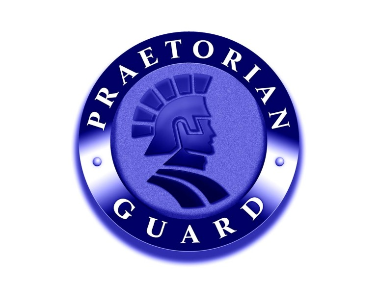 Praetorian Guard Logo Design