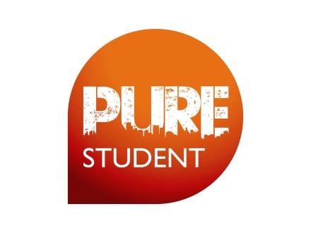 Pure Student Logo Design