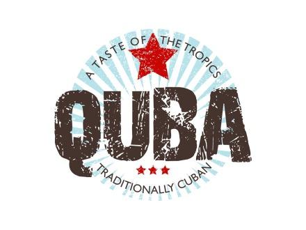 QUBA Logo Design