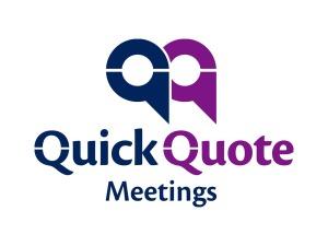 Quick Quote Meetings Logo Design