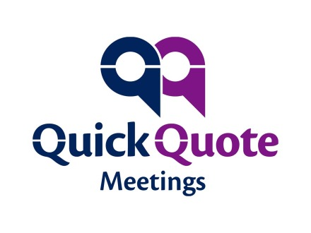 Quick Quote Meetings Logo Design