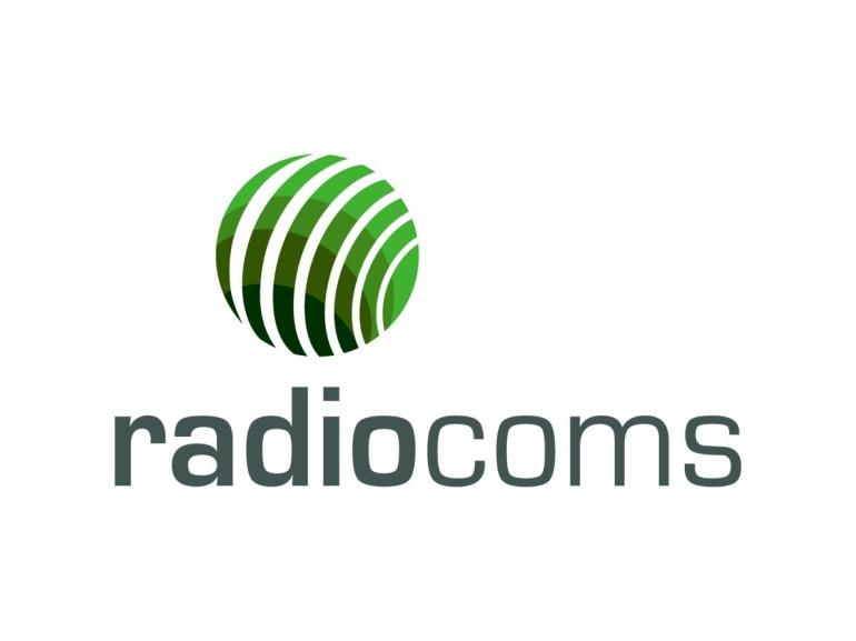 Radiocoms Logo Design