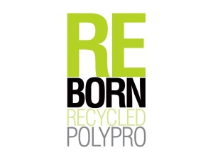 Reborn Recycled Polypro Logo Design