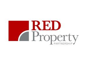 Red Property Partnership Logo Design