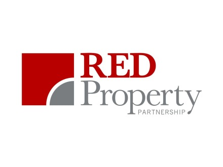 Red Property Partnership Logo Design