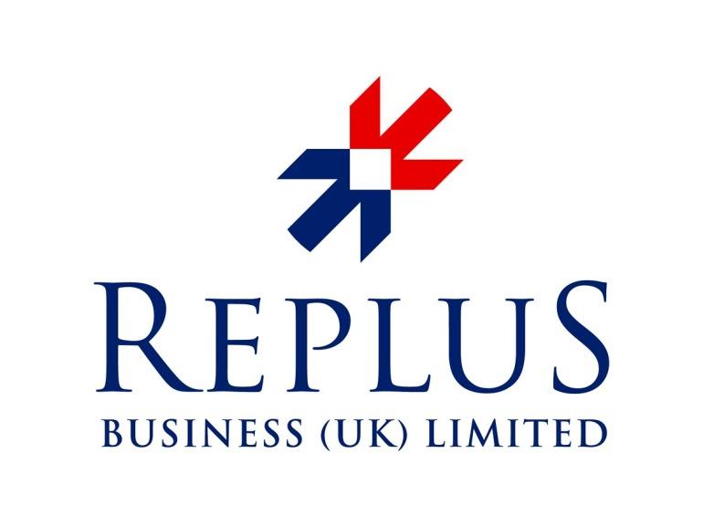 Replus Business Logo Design