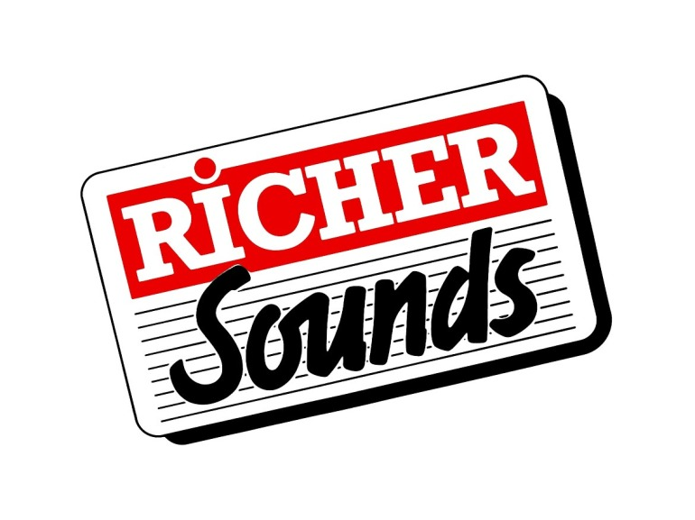 Richer Sounds Logo Design
