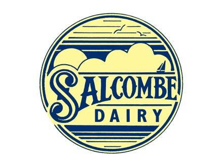 Salcombe Dairy Logo Design