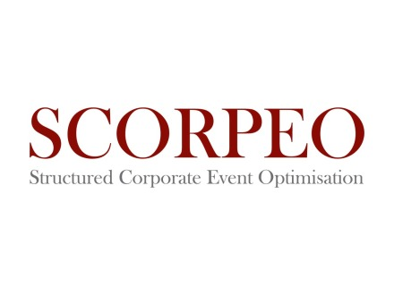 Scorpeo Logo Design