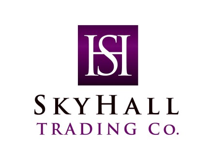 SkyHall Trading Logo Design